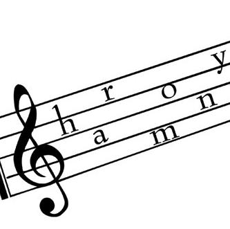 Choir choral parts harmony
