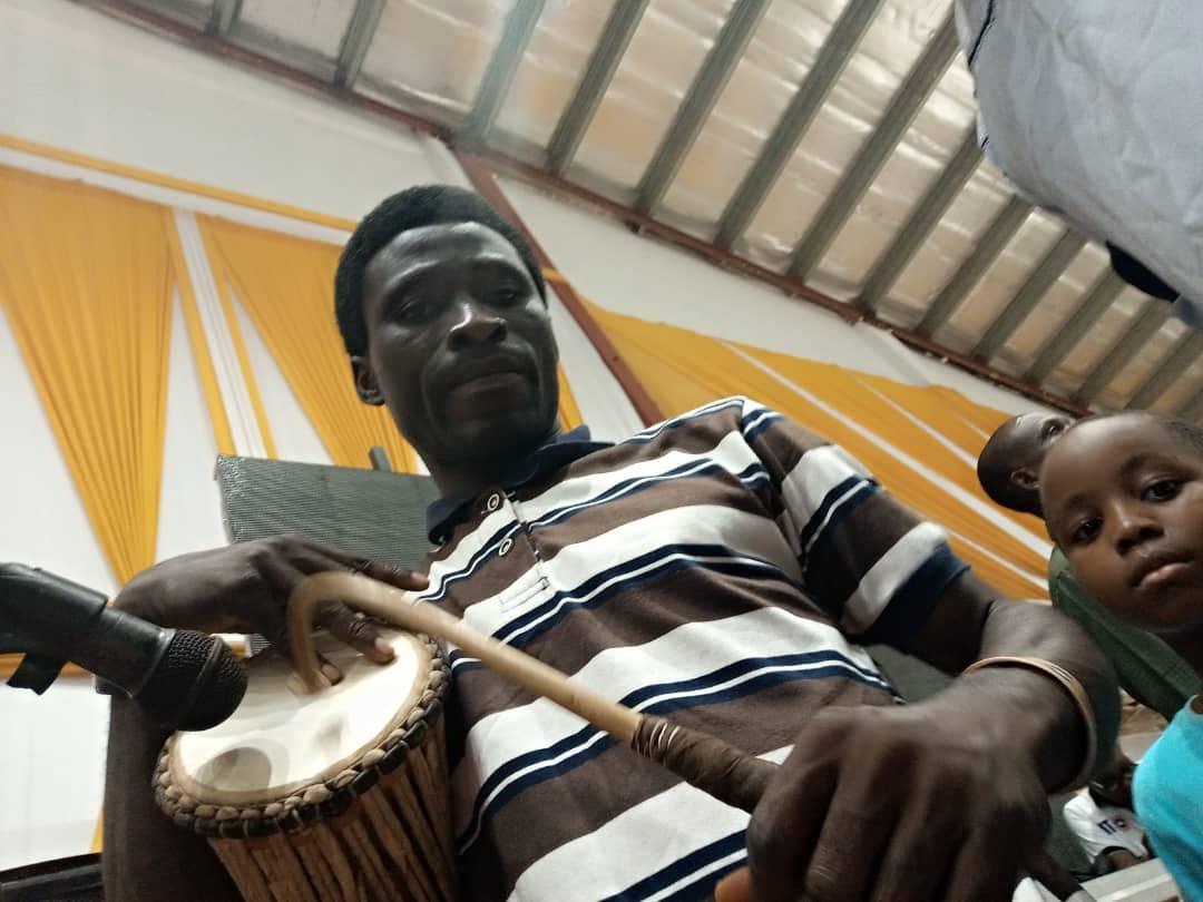 art of drumming